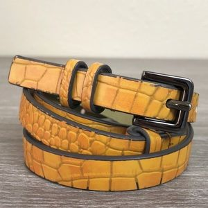 The Limited Slim Belt